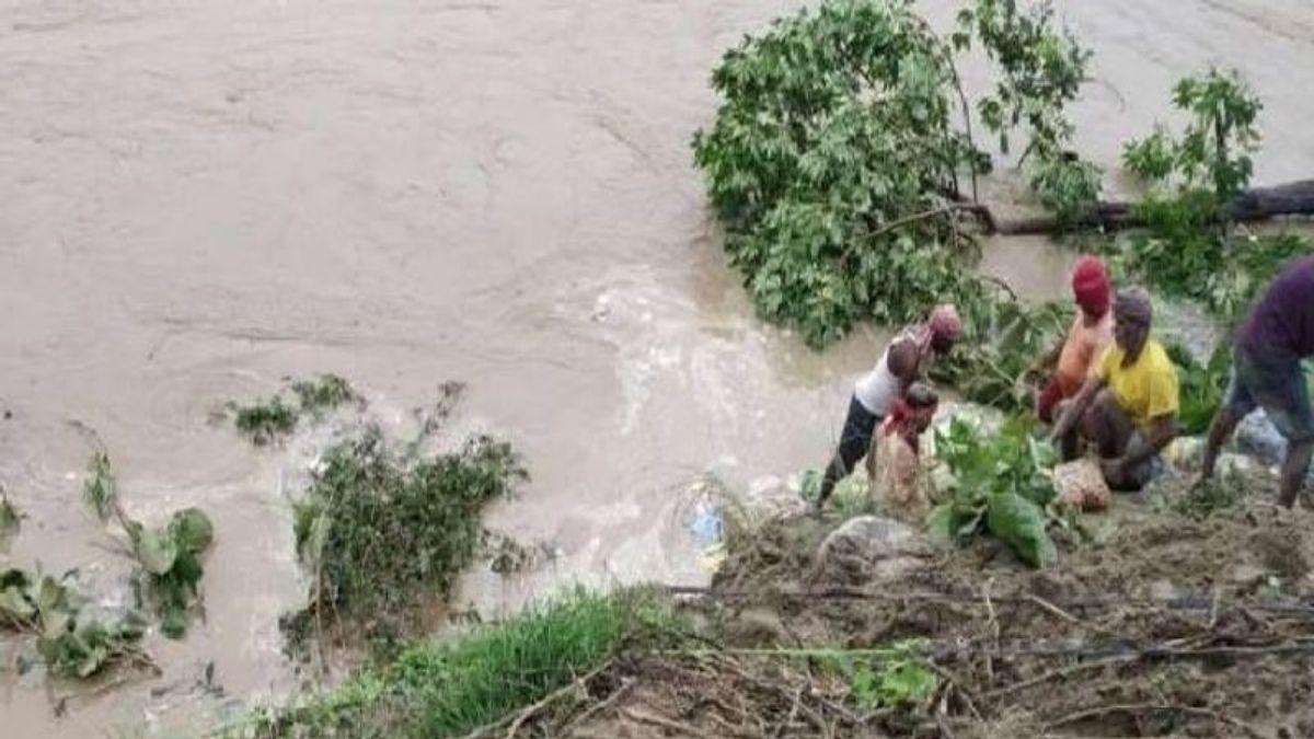 Nepal threatens India, flood threat increases in Bihar