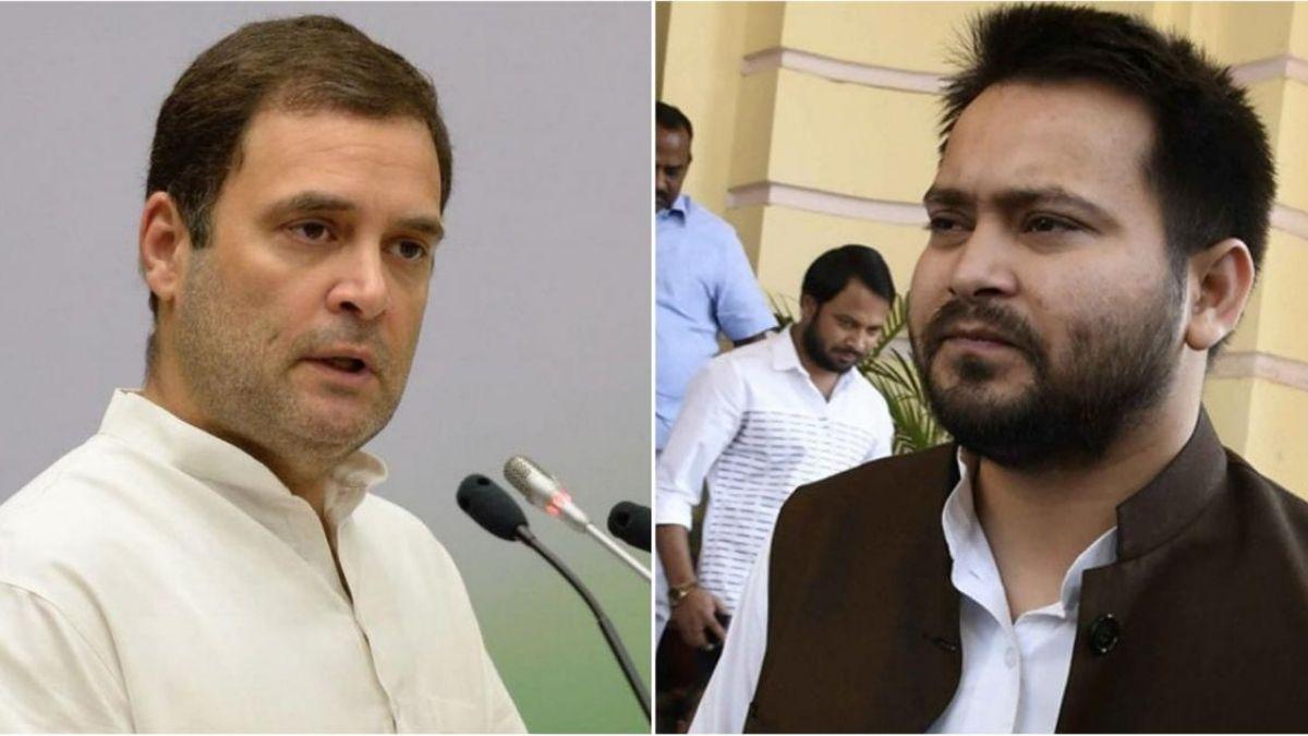 आख़िरकार पक्की हो ही गई सीटों की डील RJD और कांग्रेस लड़ेंगे इस फार्मूले पर चुनाव..