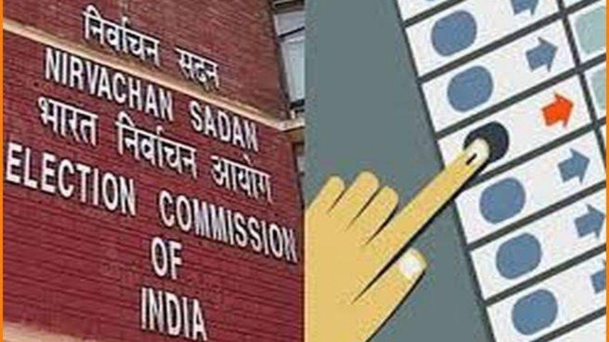 चुनाव आयोग की दो सदस्यीय टीम आई बिहार तैयारियों की समीक्षा के लिए