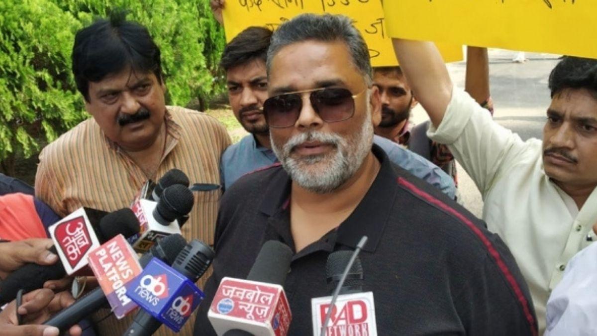 पप्पू यादव ने की लालू प्रसाद से अपील अगर चाहते है बिहार को बचाना तो आगे आएं