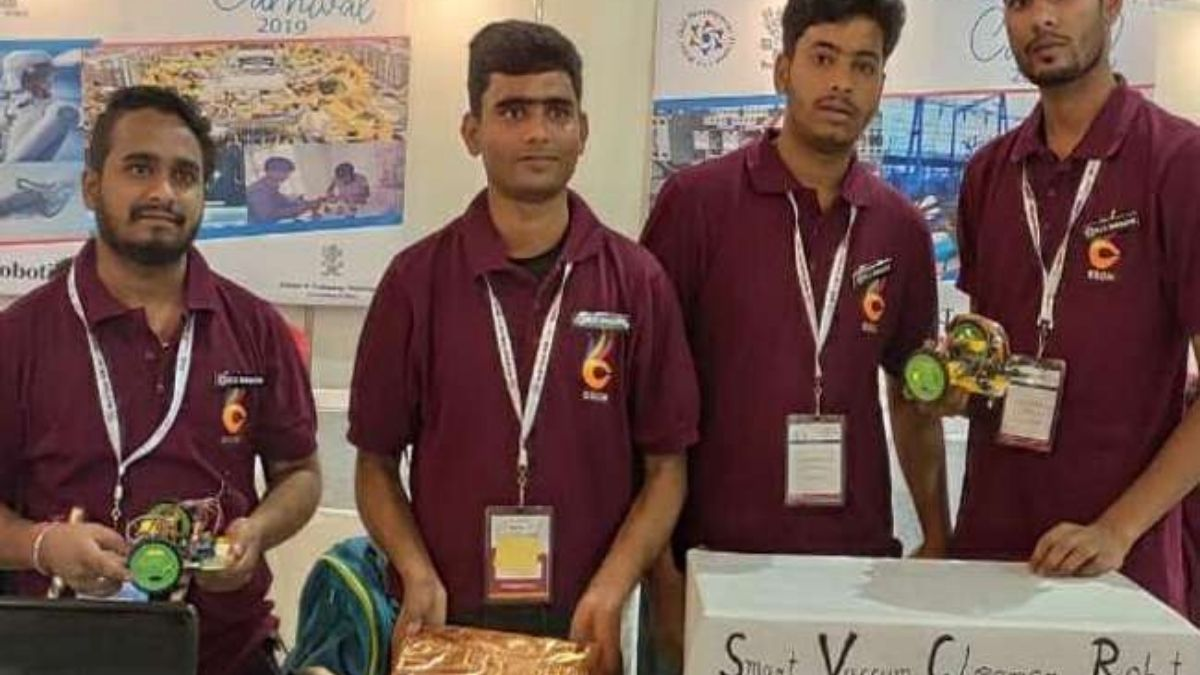 भागलपुर इंजीनियरिंग कॉलेज के छात्र का कारनामा,...
