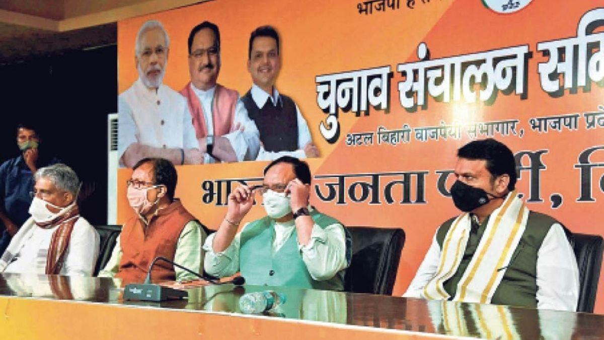 भाजपा राष्ट्रीय अध्यक्ष बताएंगे 5 साल में कैसे बनेगा बिहार