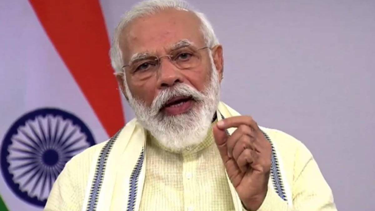 मोदी आज करेंगे चुनावी शंखनाद, करेंगे 294 करोड़ की योजनाओं का उद्घाटन-शिलान्यास