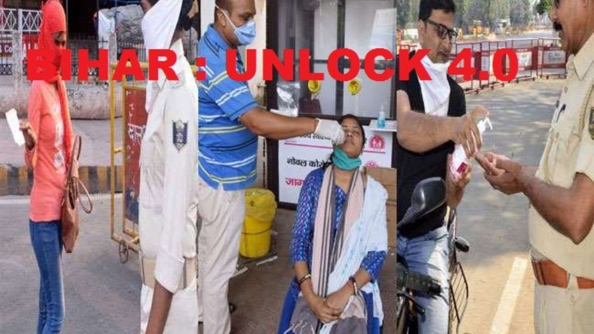 Bihar Unlock 4.0