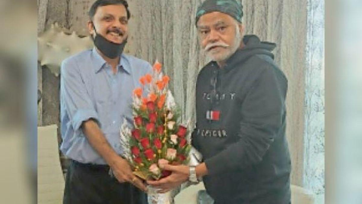 बॉलीवुड अभिनेता संजय मिश्रा को पटना नगर निगम ने बनाया ब्रांड एंबेसडर