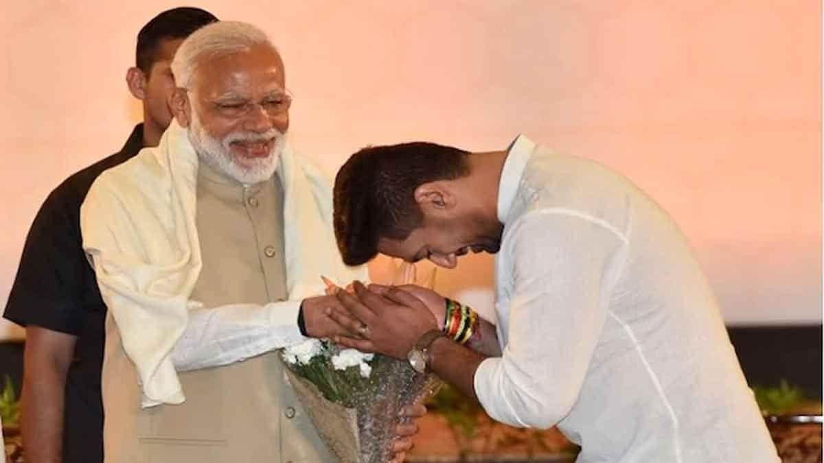 ये क्या, चिराग को मिली भाजपा की वार्निग पीएम मोदी के नाम पर...