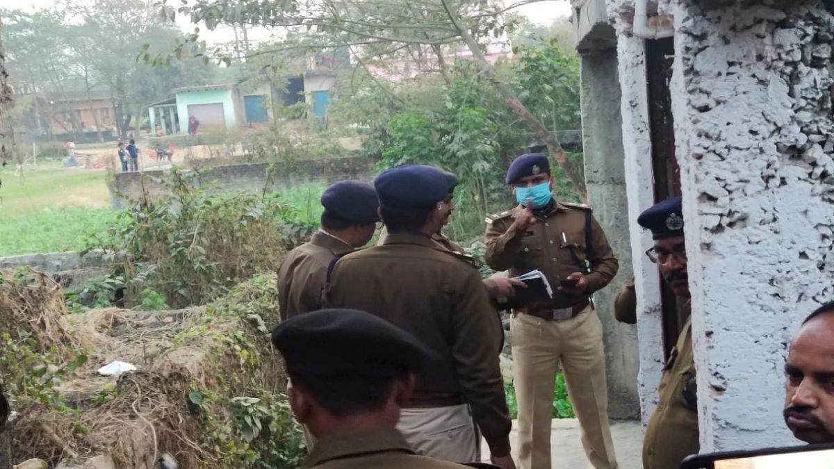 बिहार-में-दोहराई-गई-हाथरस-की-घटना-रेप-के-बाद-हत्या-कर-नाबालिग-के-शव-को-जलाया-SHO-सस्पेंड