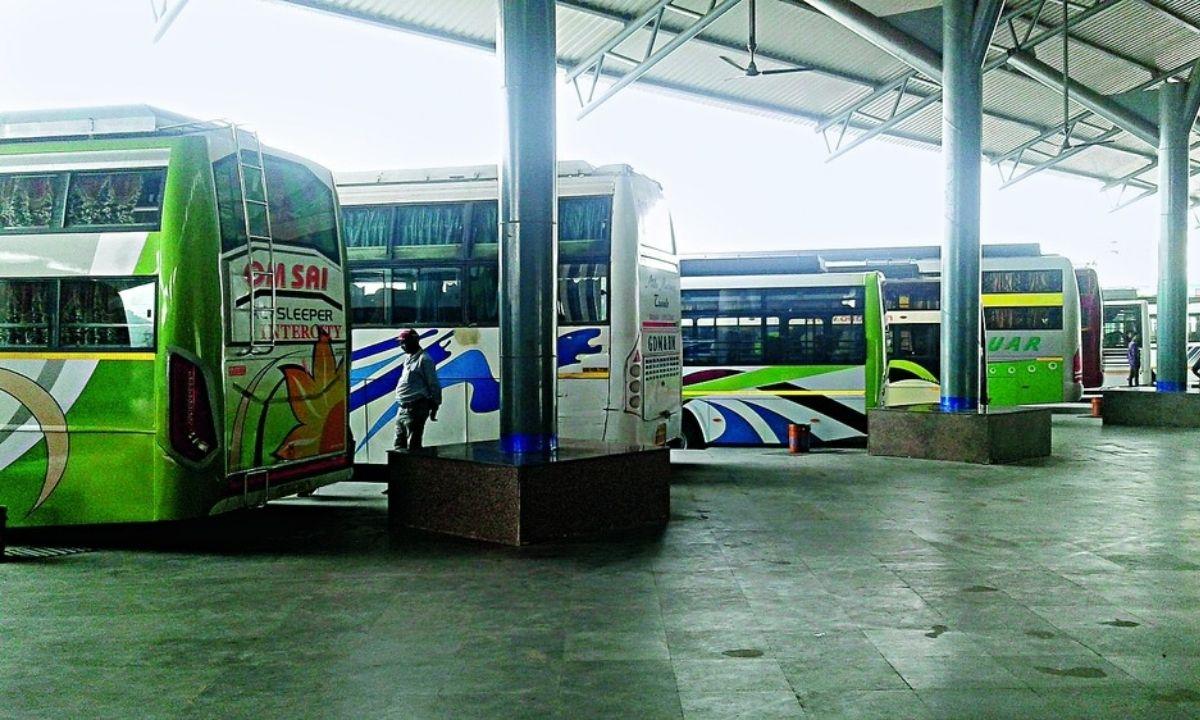 Bihar Bus Terminal