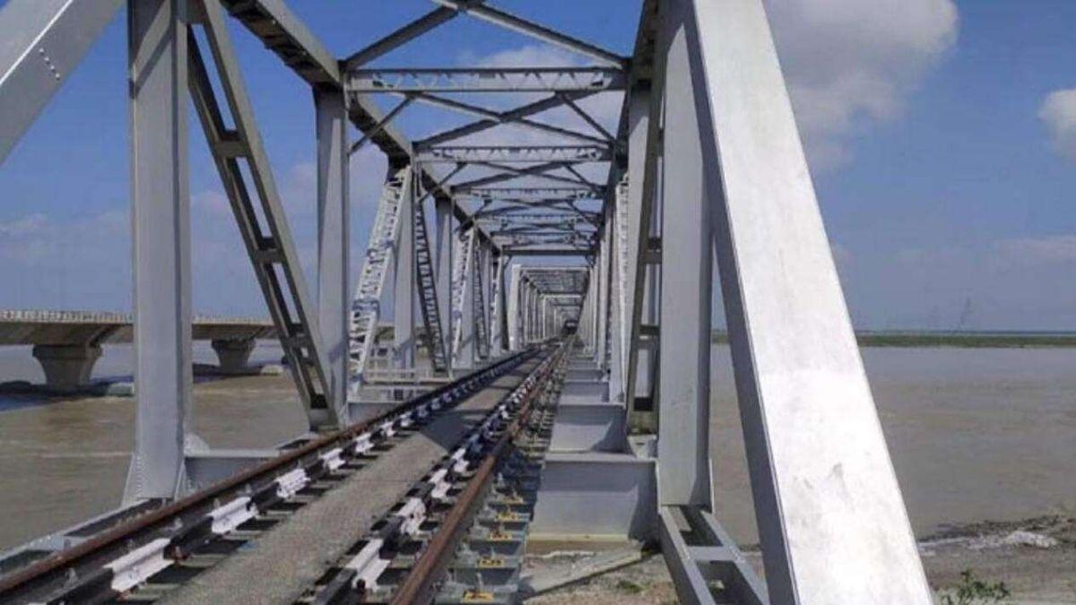 Bihar Kosi River Highway Construction