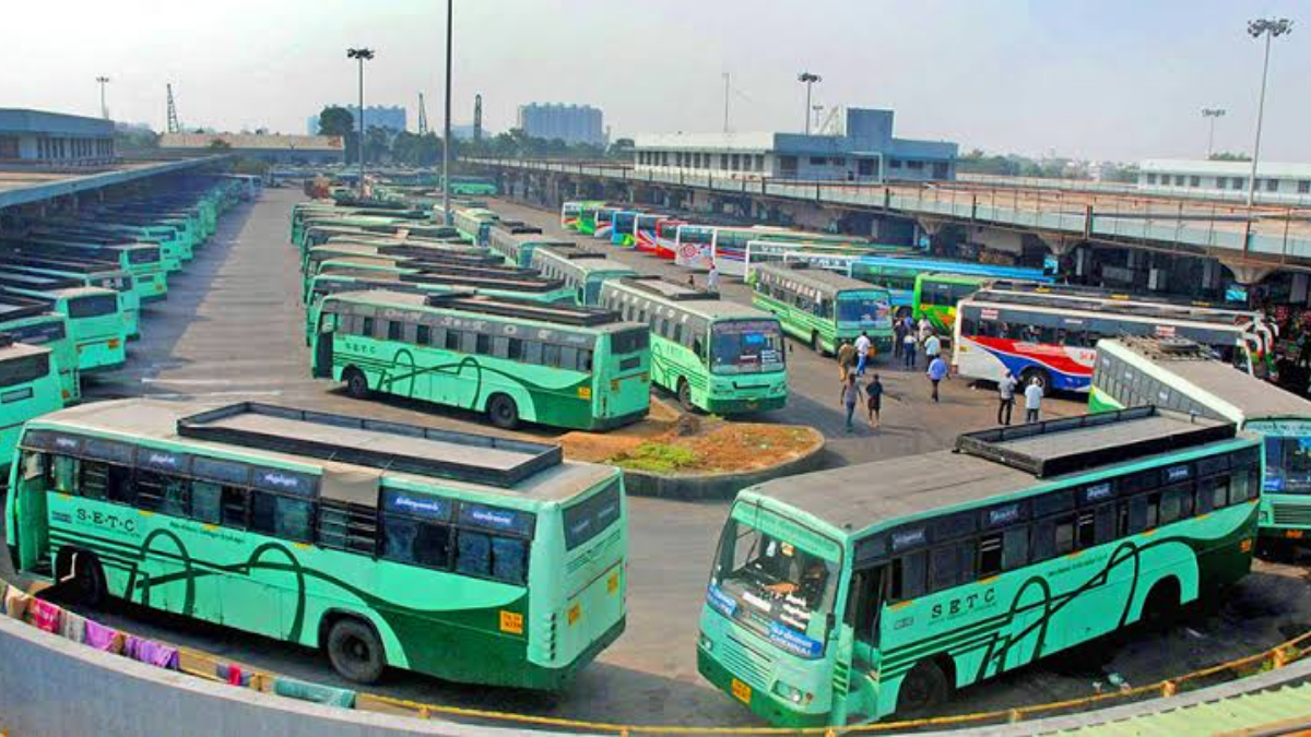 Bihar international Terminal