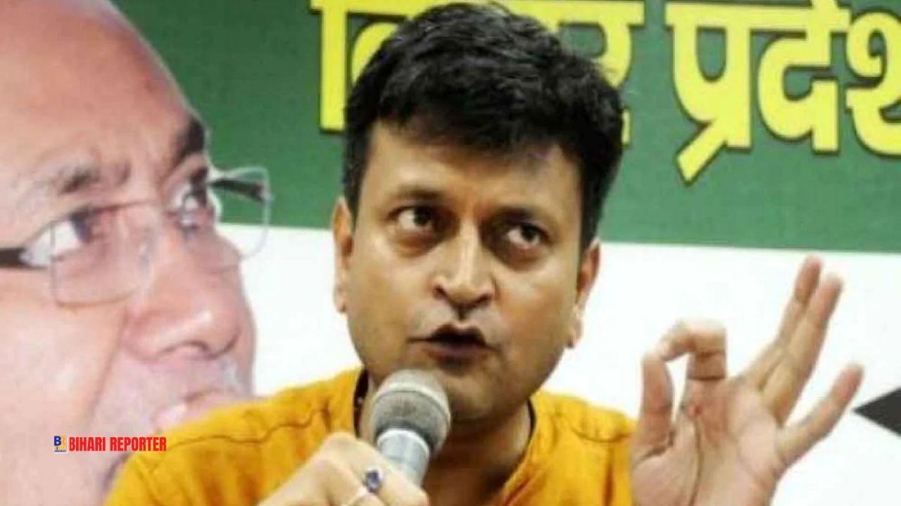 Dr. Ajay Alok JDU