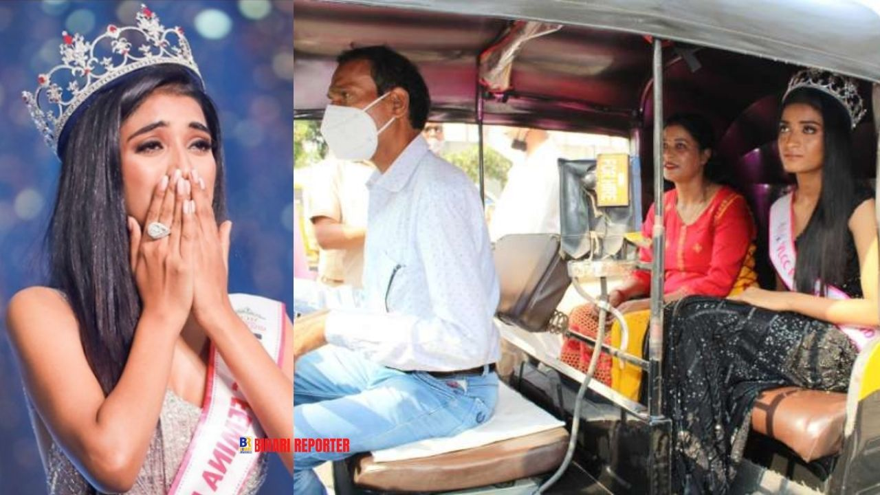 Manya Singh Auto Driver Daughter