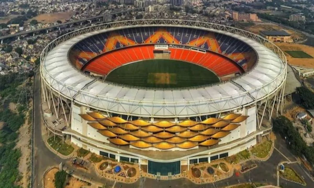 Motera Stadium Ahmedabad Gujarat