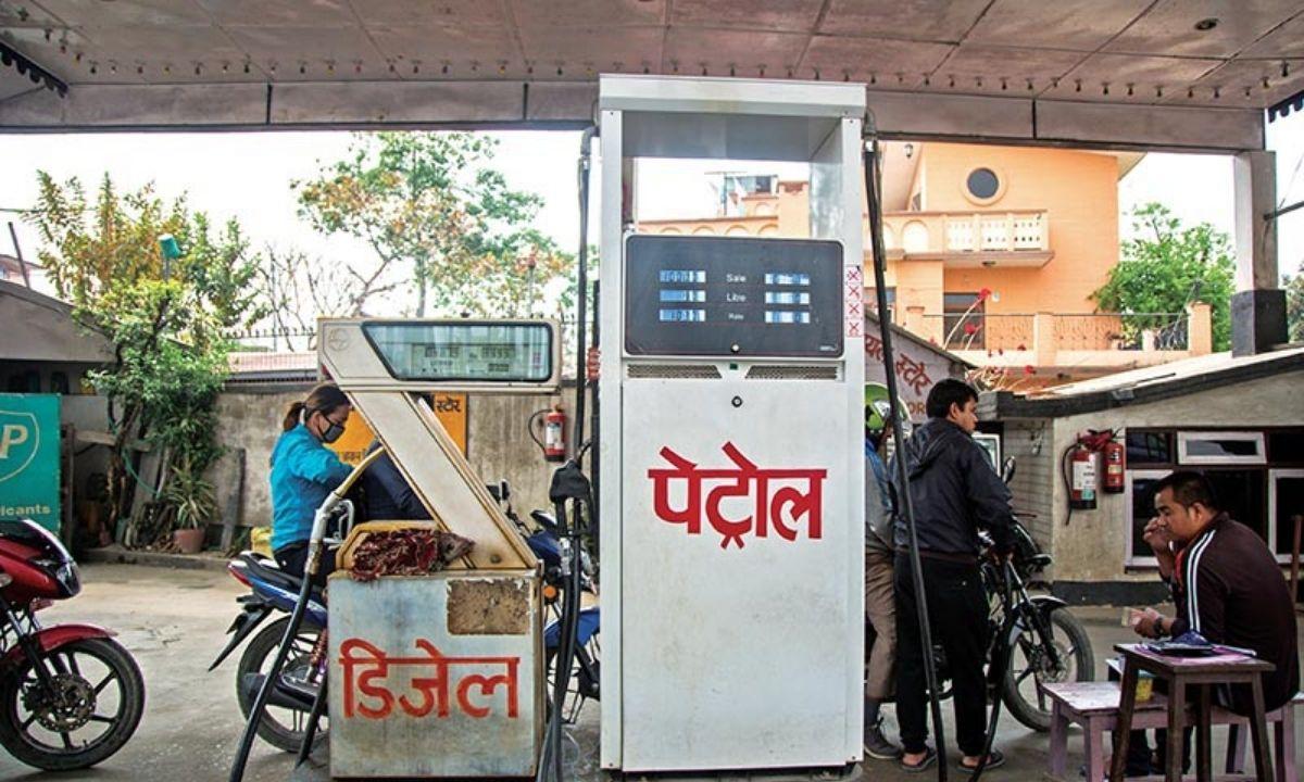 Petrol diesel rate in nepal