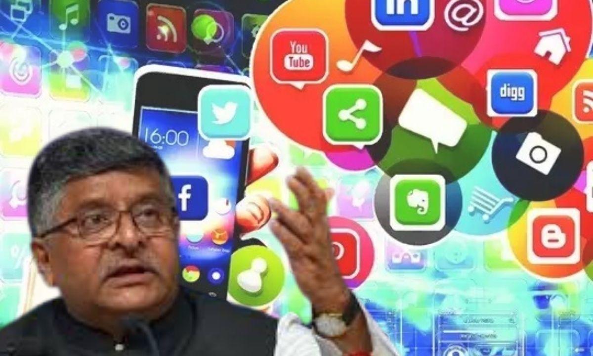 Ravi Shankar IT Minister