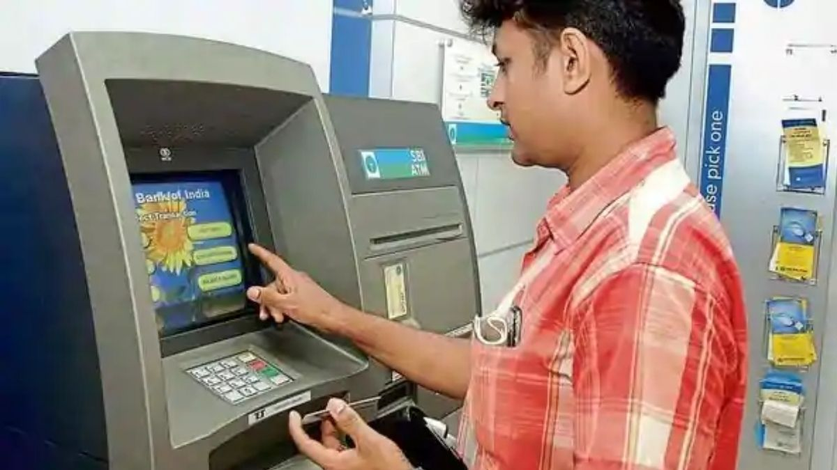 ATM cash withdraw charges