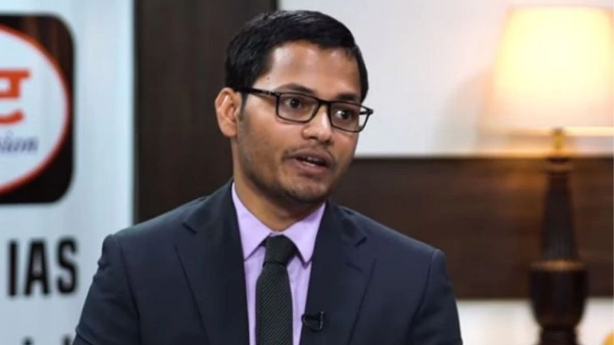 Adity Kumar Jha IAS Officer