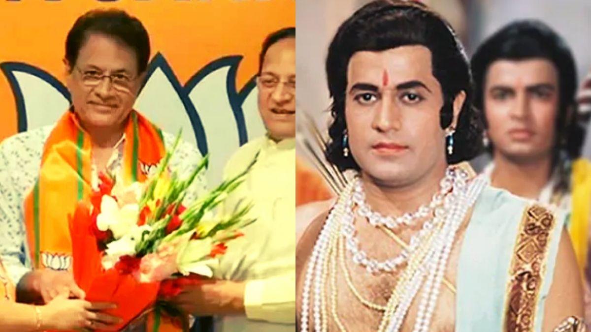 Arun govil joins BJP