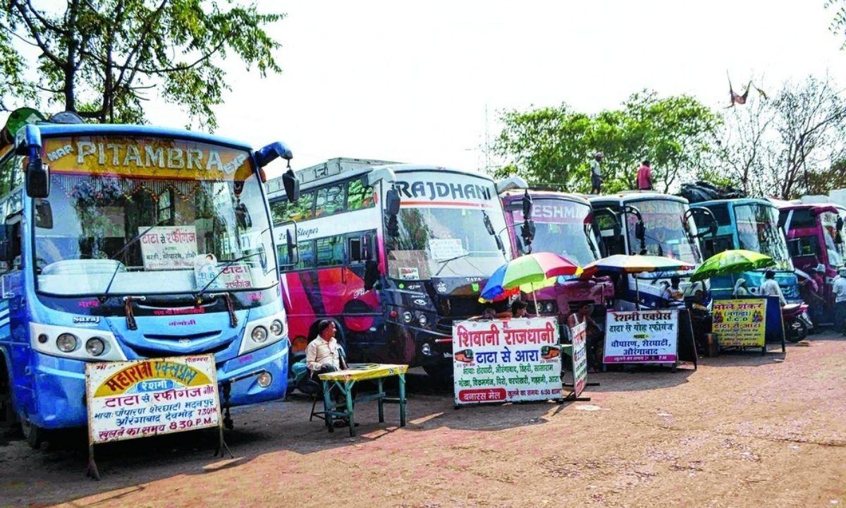 Bihar Bus stand 25% price increase