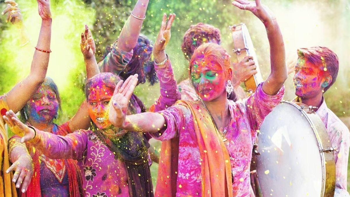 Bihar Holi 2021