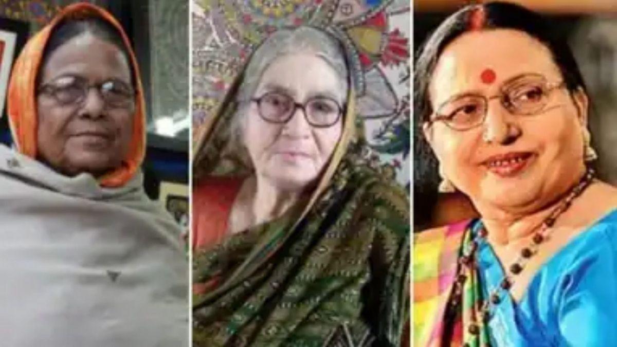 Bihar woman padvibhushan 2021