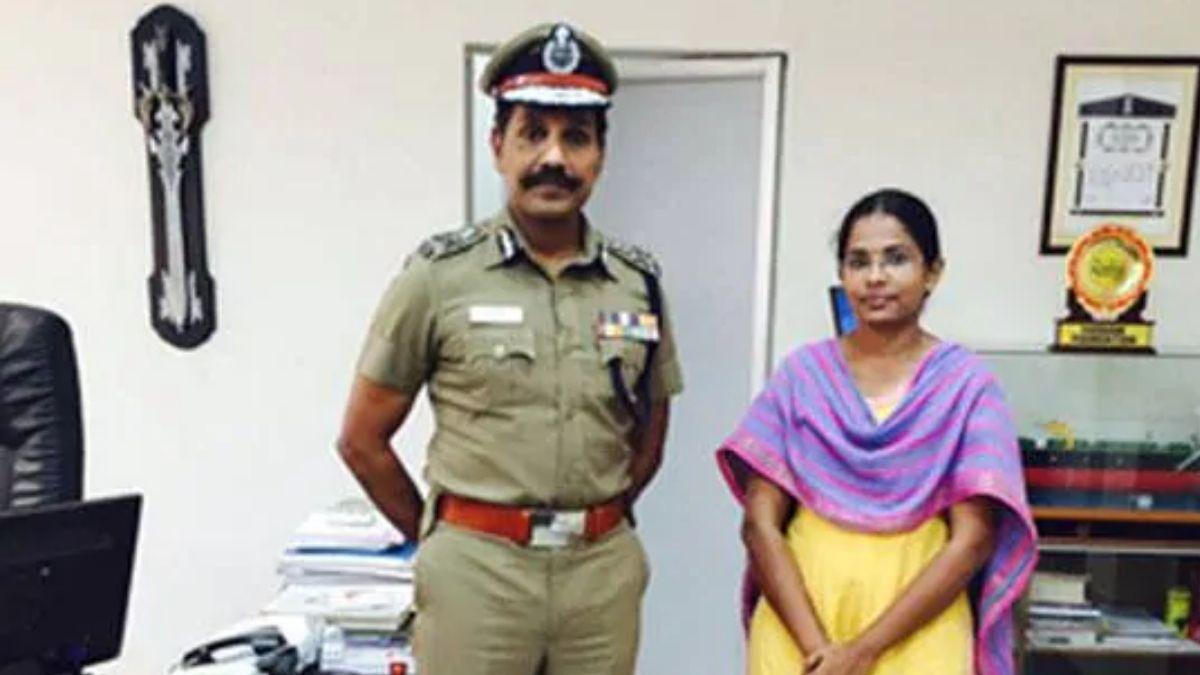 C VANMATI Kerala IAS officer