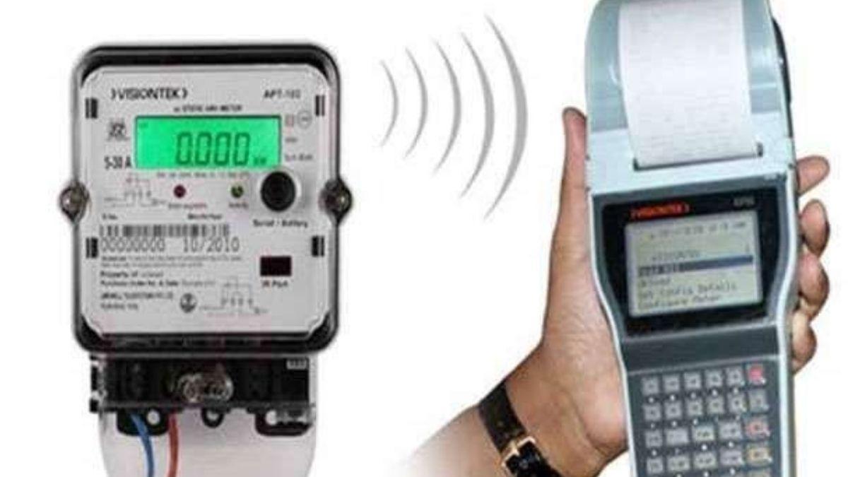 Electricity smart meter in Bihar
