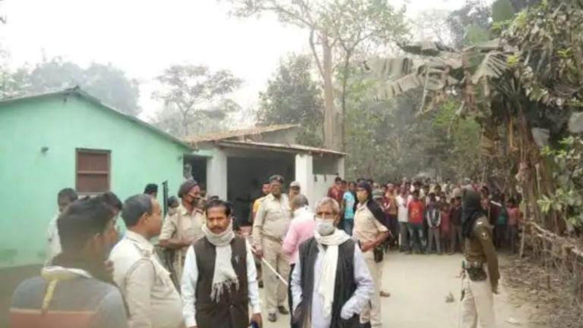 Family suicide in bihar