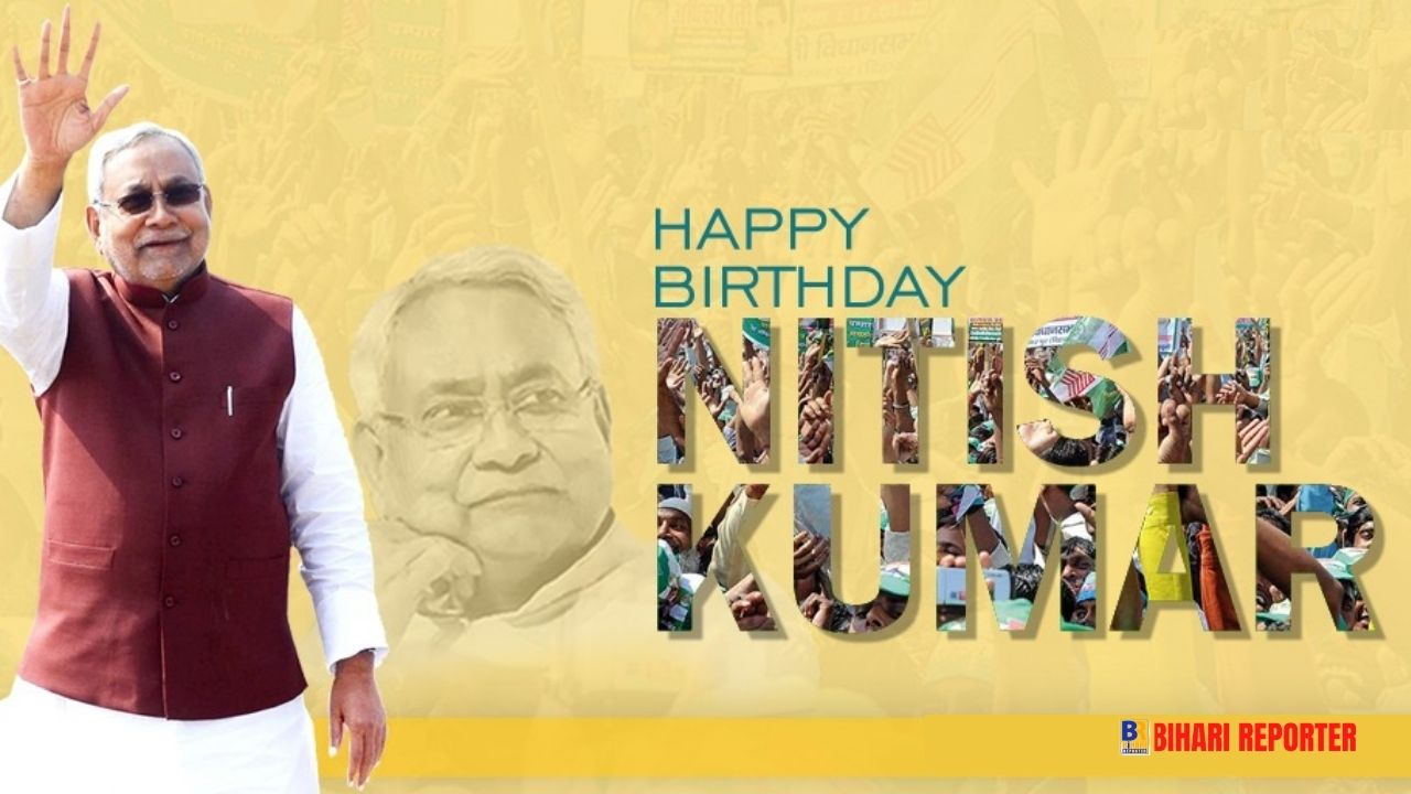 Happy Birthday CM Nitish