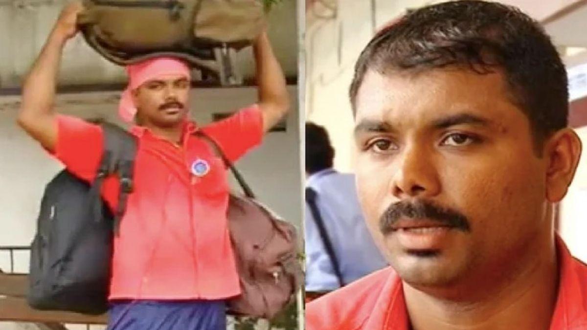 Kerala shridhar civil service guy