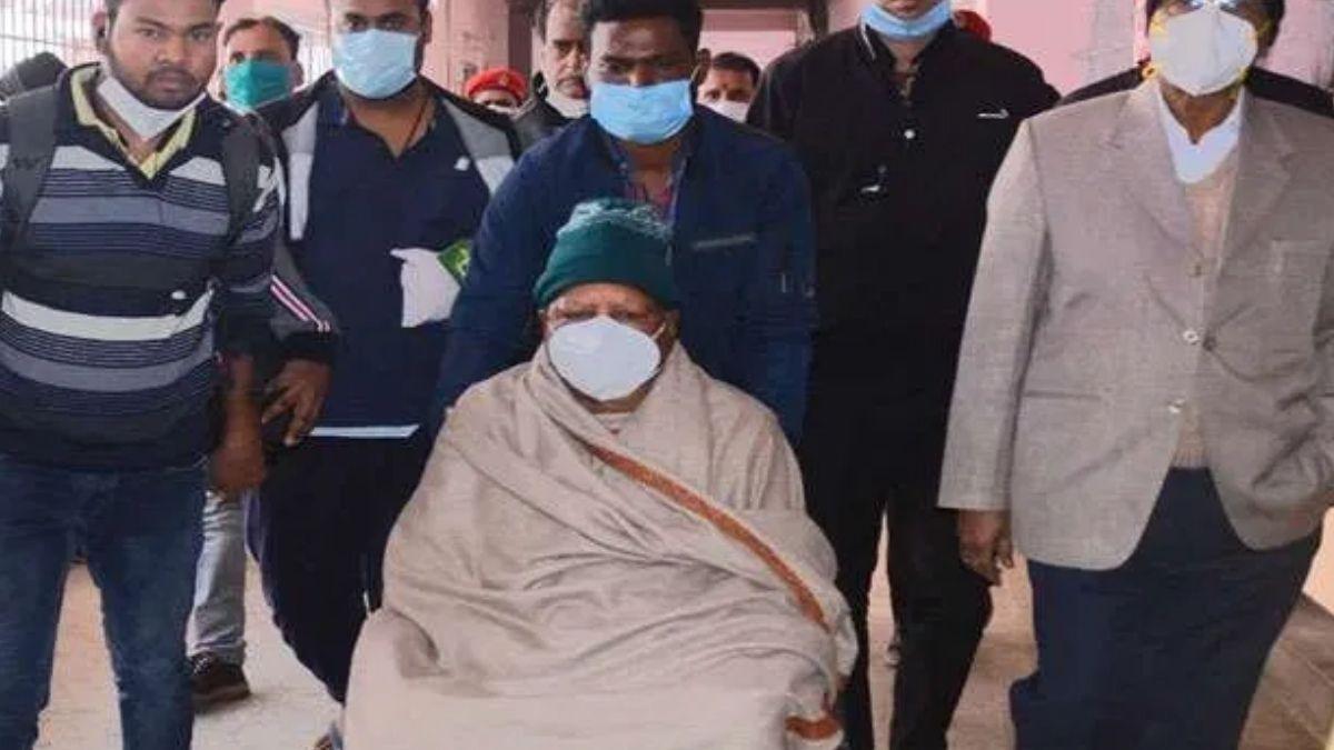 Lalu Yadav rims hospital 2021