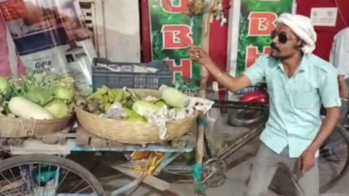 Ritesh pande famous sabziwala