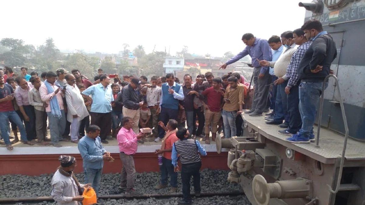 Train will restart after 87 years in bihar