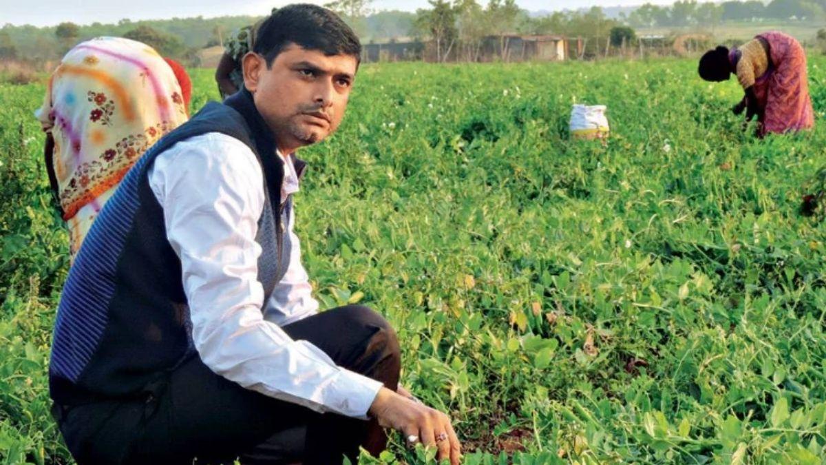 Bittu rajeev Bihar CA farming Business