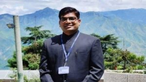 IAS Syed Riyaz Ahmed