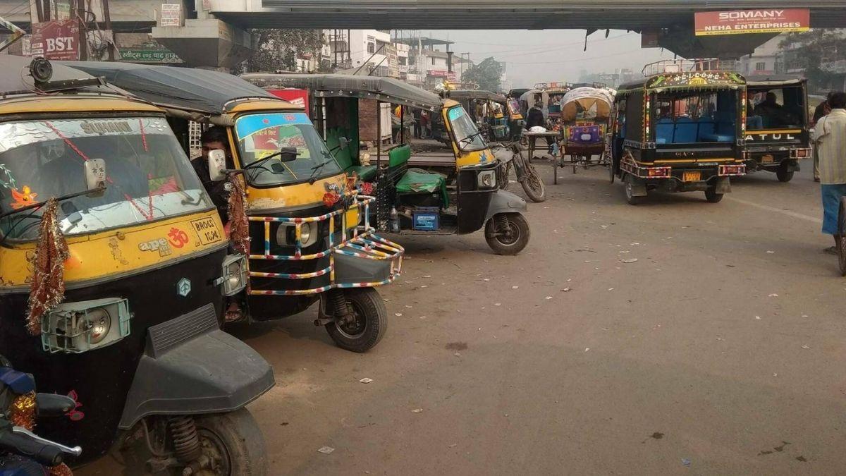 Auto Fair price hike in bihar