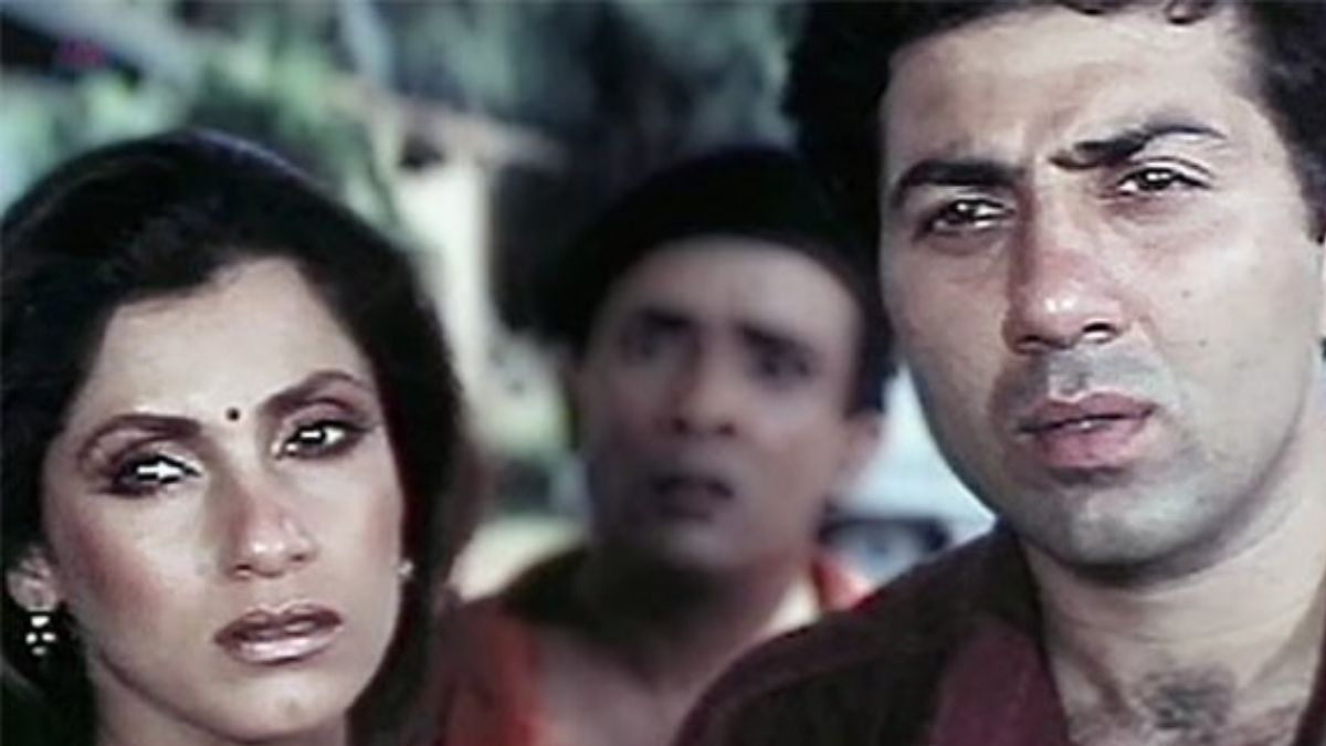 Dimpla and sunny deol relationship