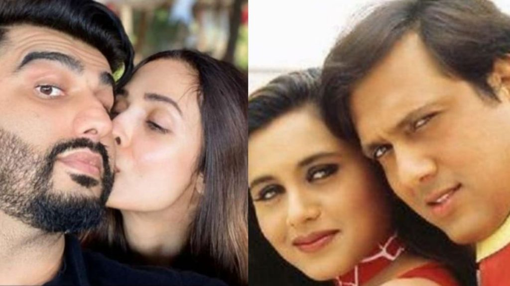 Bollywood couple
