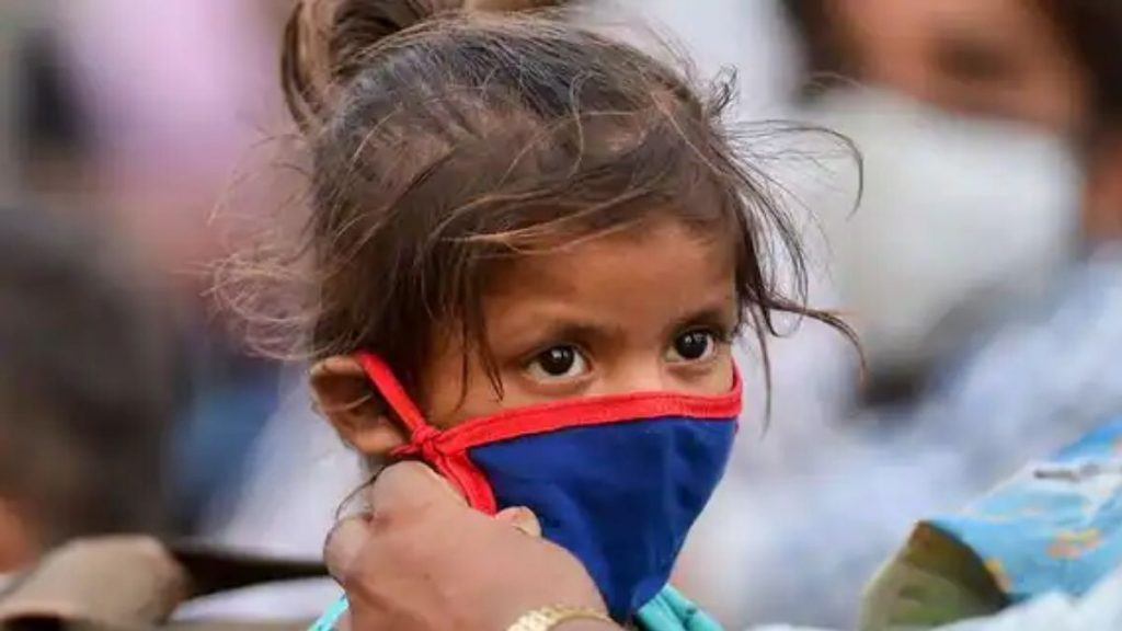 vaccination for kids in india