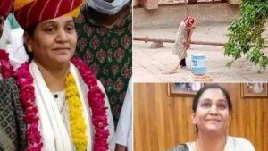 Asha kandla RAS officer Rajasthan