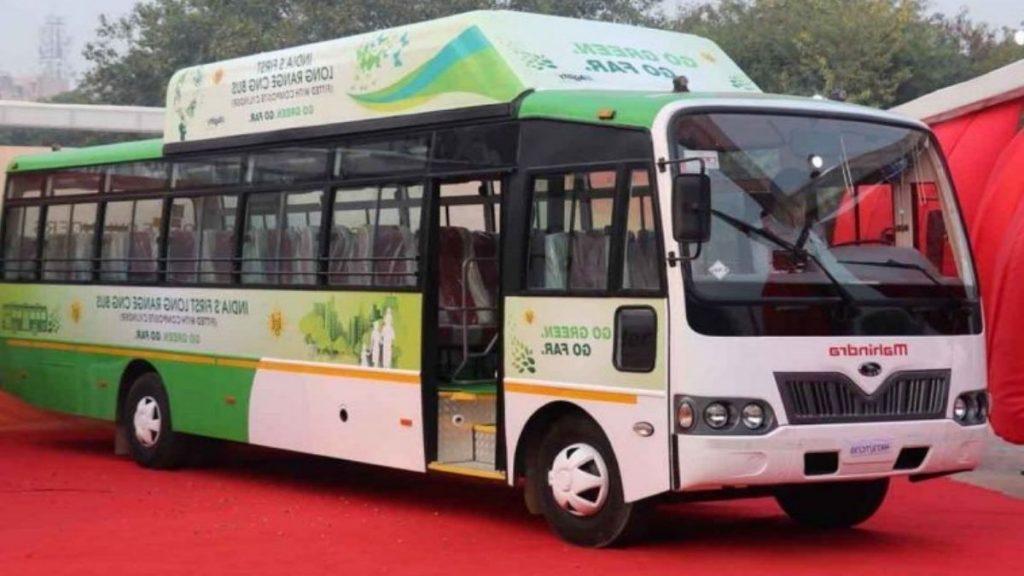 Bihar CNG Buses