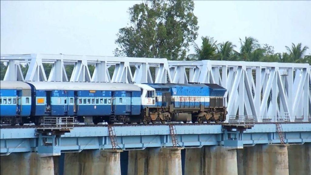 Bihar train route changed