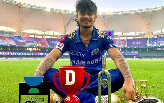 Ishan kishan bihar cricketer