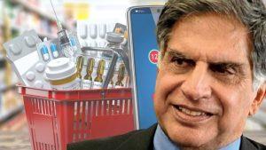Ratan Tata with 1 mg