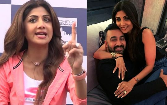 Shilpa shetty big decision on raj kundra case
