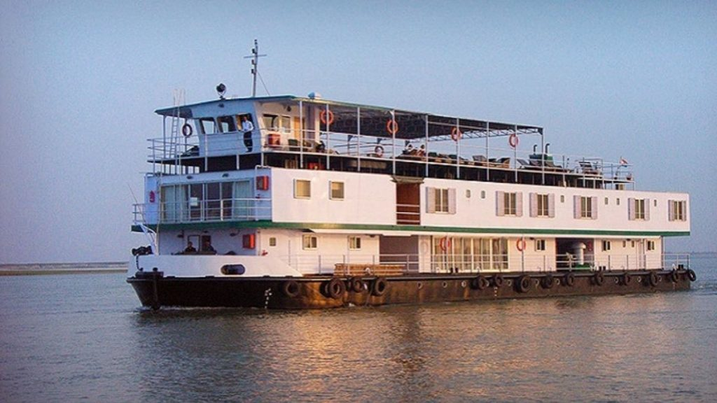 Tourist journey has started once again on MV Kautilya of Bihar - come in the lap of mother Ganga