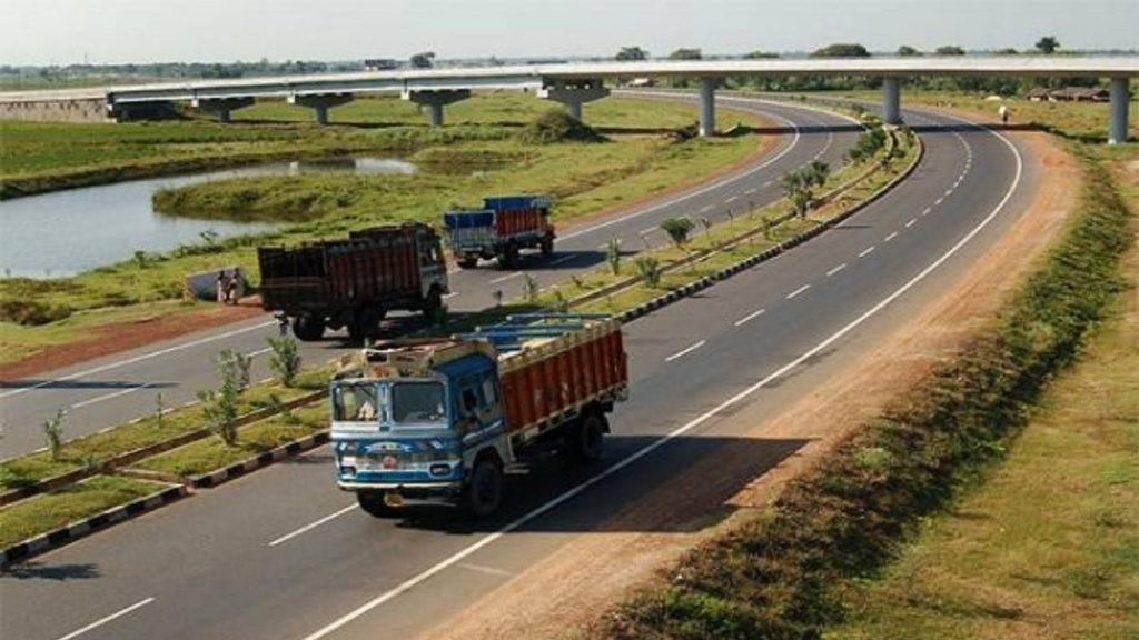 bihar up 6 lane highway