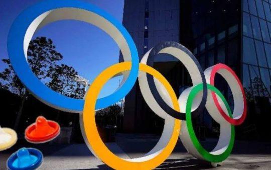 olympic condom controversy