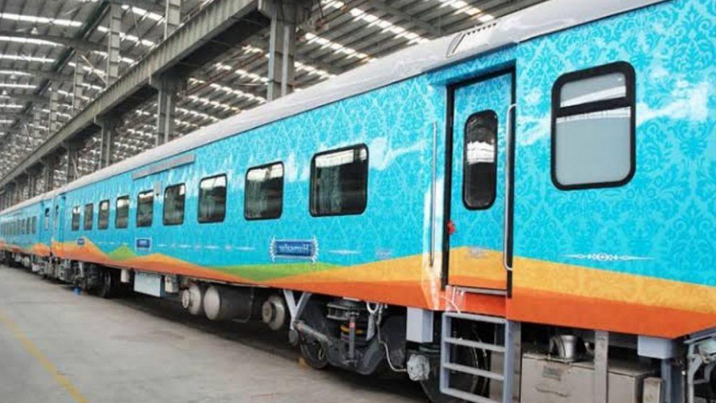 Bihar humsafar express