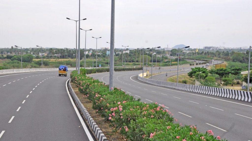 Bihar new expressway